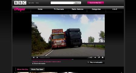 iPlayer screen size