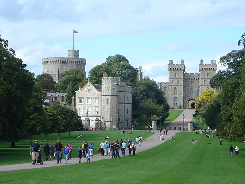Windsor Castle and Frogmore BY 0808 030