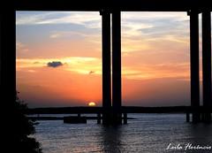 Por do Sol - Natal RN - Brasil (Leila Florncio) Tags: sunset sol brasil natal cores do natureza amarelo por rn sunsetlovers