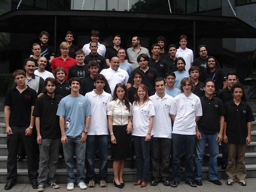 Embaixadores 2008-2009