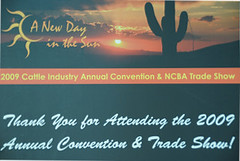 Cattle Industry Annual Convention 2009
