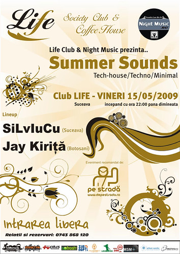15 Mai 2009 » Summer Sounds