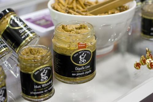 whole grain mustards