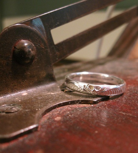365 - mourning ring