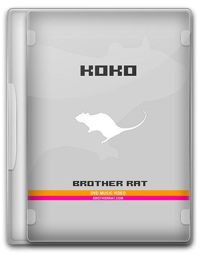 Koko DVD case