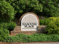 Cary NC:  Hanover Place