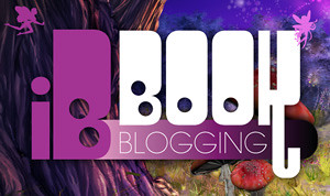 ib book blogging button by parajunkee design