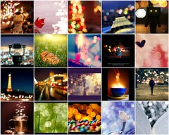 TILT:  Colourful Bokeh World (KrisSkyWalker) Tags: light photo colorful dof bokeh mosaics collection heartbokeh starbokeh shapedbokeh mylovebokehpicture