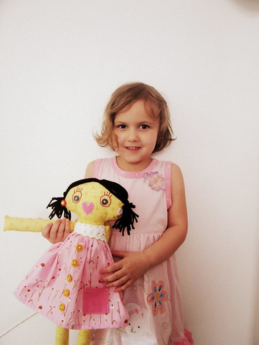 Emily and her Doll