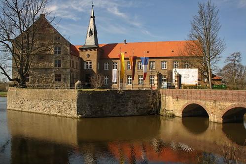 Burg Lüdinghausen / Замък Людинкхаузен