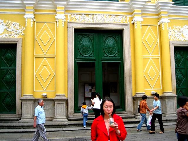 Macau Senado Square