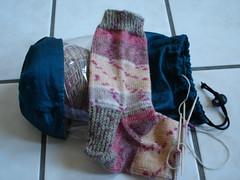 WIP Austermann sock
