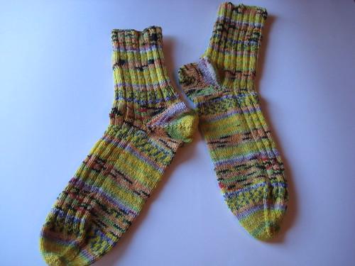 Manly socks