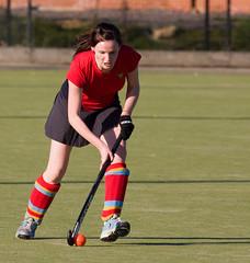 2008-02-13: Women's Hockey - Imperial Medics vs RUMS