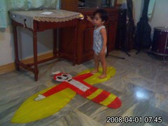 Matt and Jollibee Kite