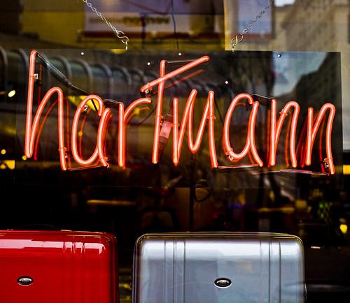 red usa sign oregon portland neon unitedstatesofamerica luggage hartmann