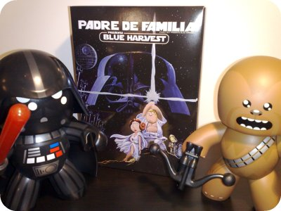2401241407 f7d1713149 o Darth Vader vs. Chewbacca vs. Padre de Familia