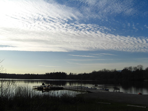 Deek Lake in Burnaby, BC