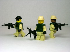 Desert Soldiers on Flickr