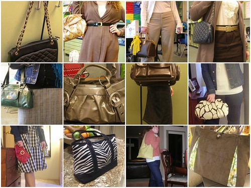 Bag Montage...