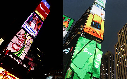 A Times Square és a Star Junction