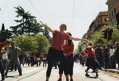 Balla, che ti passa (lavinia_a) Tags: liberazione 25aprile linke