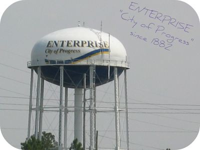 Enterprise AL Water Tower - Real Estate
