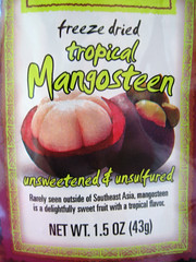 ummmmm (peephole) Tags: fruit butt buttcrack chow traderjoes subliminal wtf mangosteen freezedried thatsnotchow
