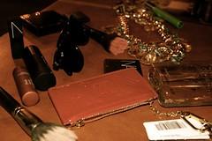 bougie (nicolettesara) Tags: sunglasses keys makeup jewelry cosmetics rayban louisvuitton nars mawi