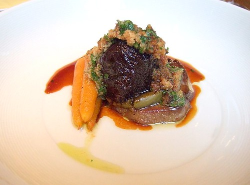 Maze - beef 'tongue 'n' cheek'