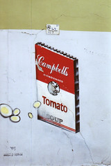 St. Petersburg Street Art (robert_m_brown_jr) Tags: art tomato stpetersburg graffiti grafitti russia campbells campbellssoup