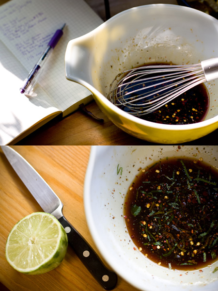 Sweet Chili Lime Sauce