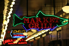 Market Grill Seattle 2008 (Pianowerk) Tags: seattle fish by for stand search flickr neon with floor image border tags when pikeplacemarket recognition marketgrill chin hitting reviewing craptags warning results copyright pianowerk warningtagswithaborderareflickrcraptagsstandbyforchinhittingfloorwhenviewingsearchresults