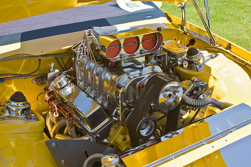 '83 Camaro Mill