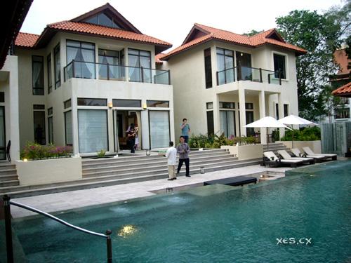 RM12,000 westin villa