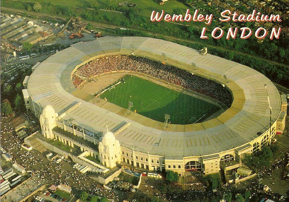 altes wembley stadion