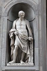 Pisano (57Andrew) Tags: sculpture statue uffizi pisano