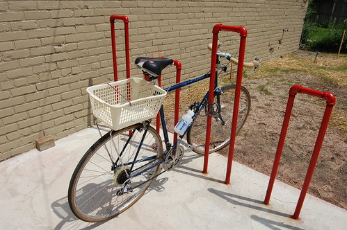 bike racks on the brain wheelhouse detroit