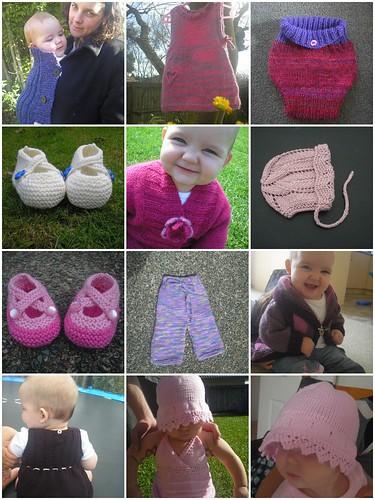 Baby Stuff Mosaic