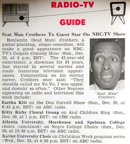 scatman crothers movies