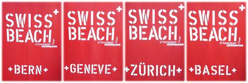 Swiss Beach: Bern, Geneve, Zürich, Basel
