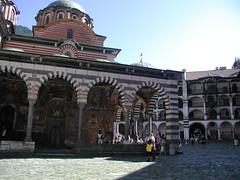 Bulgaria 2005 2 043 (dconradpeterson) Tags: monastery bulgaria rila