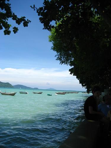 Kan Eang @ Chalong Pier