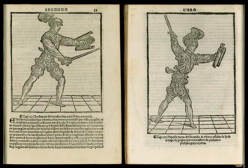 L'arte de l'Armi by Achille Marozzo, 1536 c