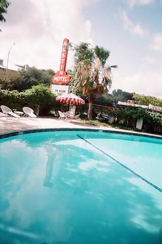 austin motel pool