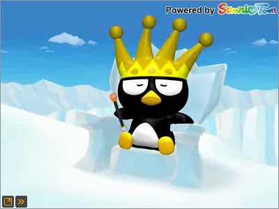 King Badtz-Maru Wants His HKO