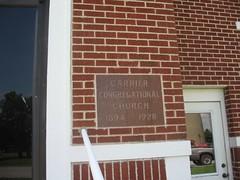 Carrier Congregational Church 1894 - 1928