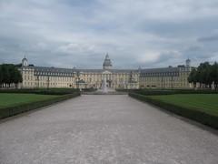 Karlsruhe Germany (HSSand) Tags: 1715 karlsruherschloss karlsruhepalace bundeslandbadenwrttemberg nearthefrenchgermanborder margravekarlwilhelmcityofkarlsruhe