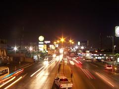 (..:lorenita:..[en el viaje de mi vida]) Tags: stars luces noche ciudad movimiento estrellas denoche