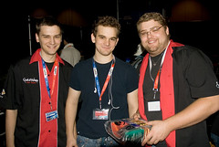 Tournament Winner (ArenaNet) Tags: pax guildwars pax2007